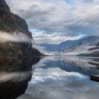 Fjord de Flåm, Norvège