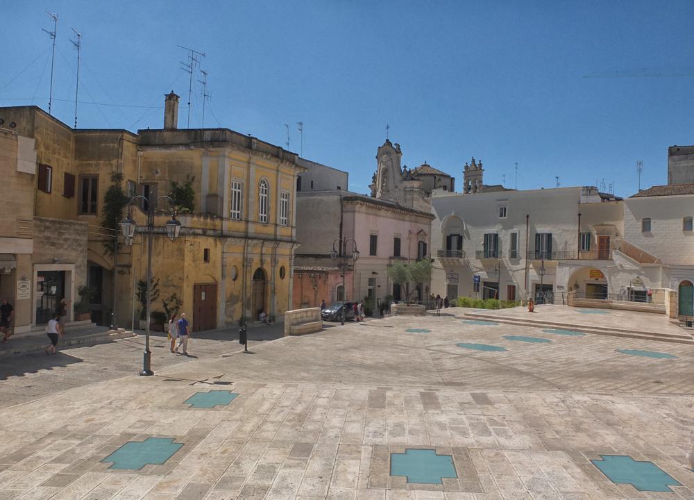 Piazza Matera