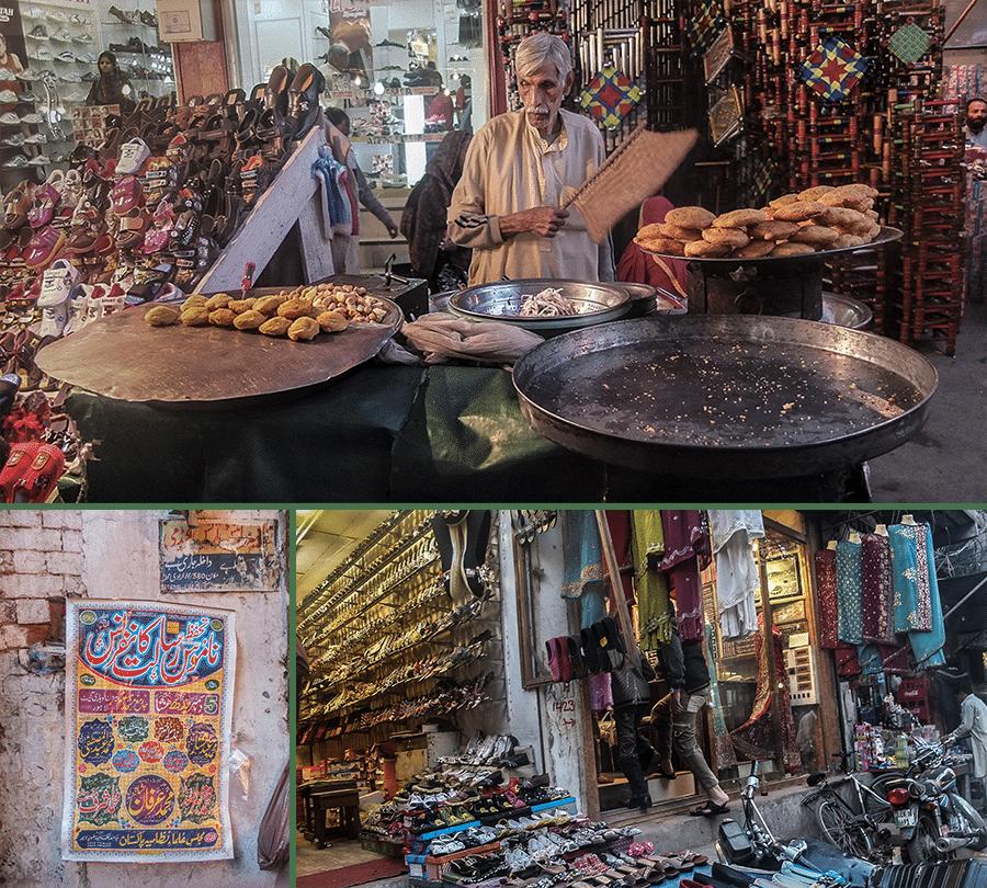 Street food Lahore