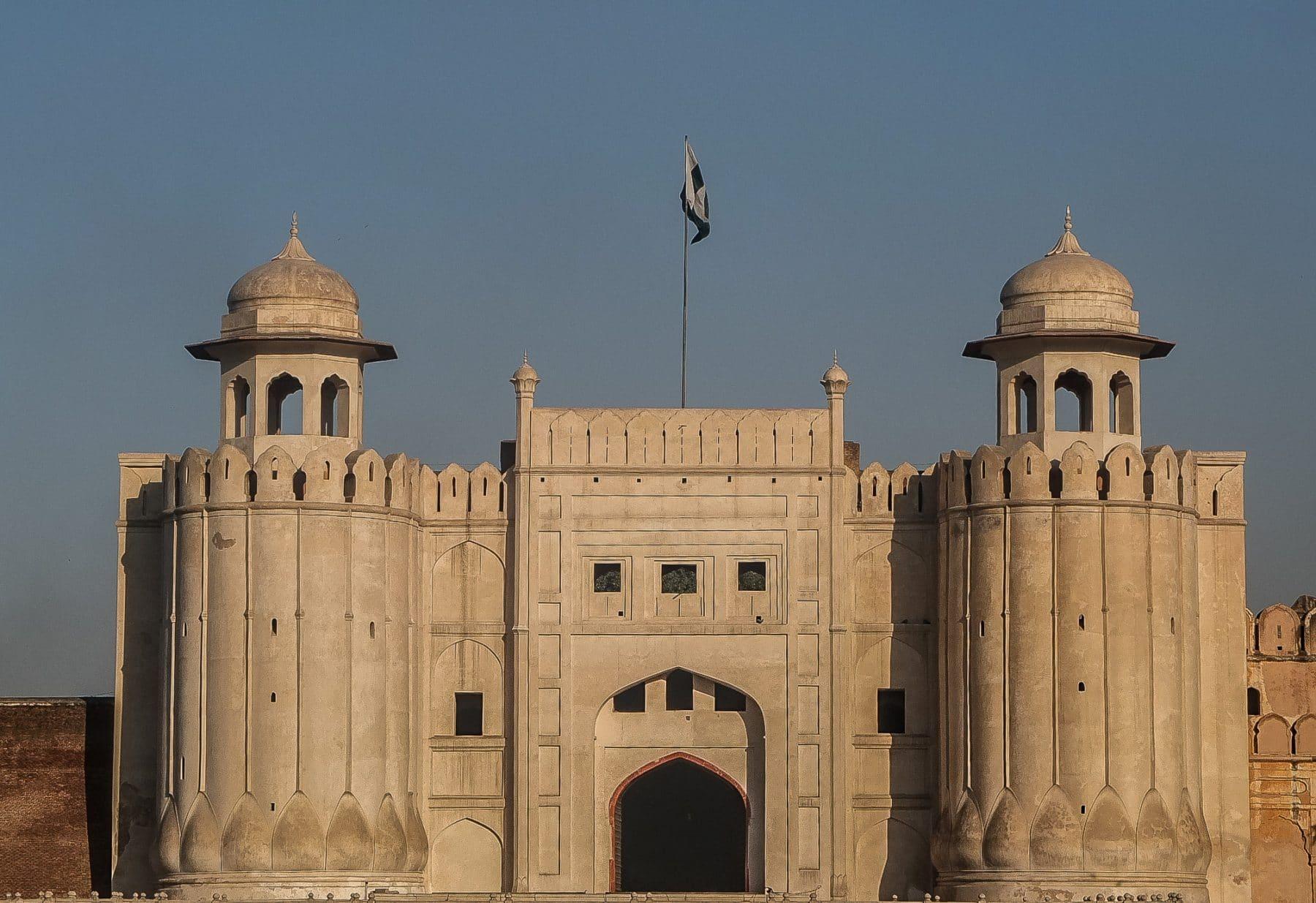 Lahore, première impression du Pakistan
