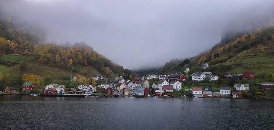 Undredal, les fjords classés à l'UNESCO