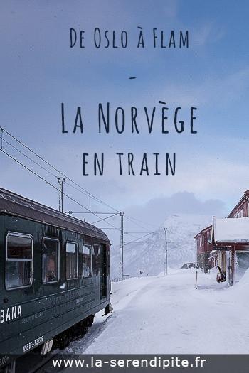 Visiter la Norvège du sud en train
