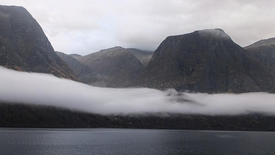 La randonnée de Rimstigen en Norvège
