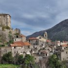 Villages pittoresques en Italie