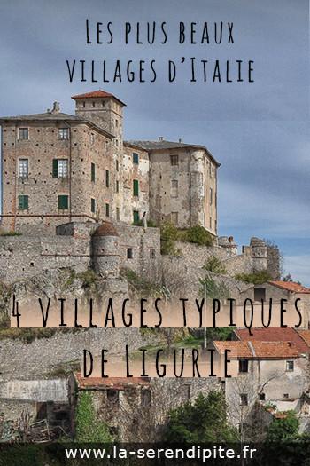 plus beaux villages italie 4 villages typiques de ligurie