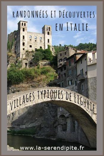 Randonnées et découverte des villages italiens près de le frontière française