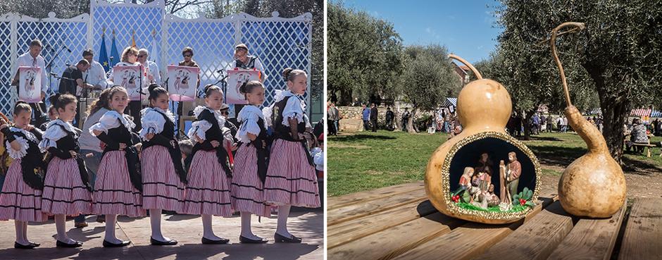 Nissa la Bella Groupe Folklorique de la ville de Nice fête des cougourdons