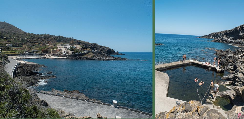 Thermes de Gadir à Pantelleria