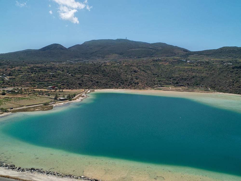 Lago de Venere à Pantelleria