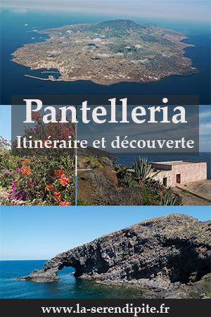 L'île de Pantelleria- Itineraire et découverte