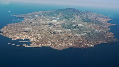 Pantelleria Sicile Italie