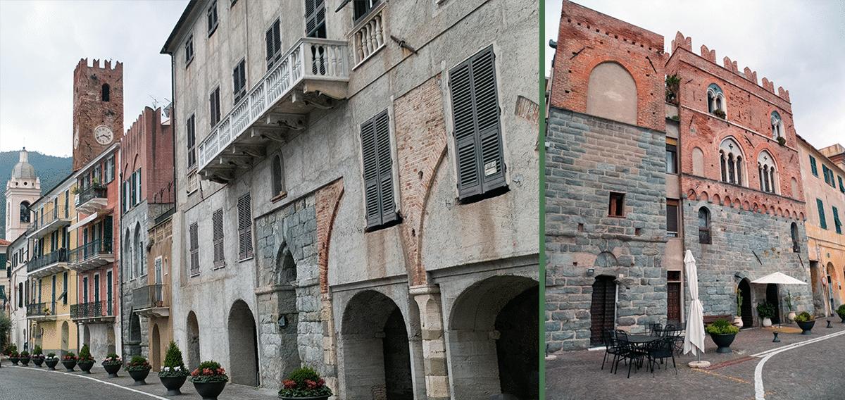 Noli plus beau village d italie en ligurie
