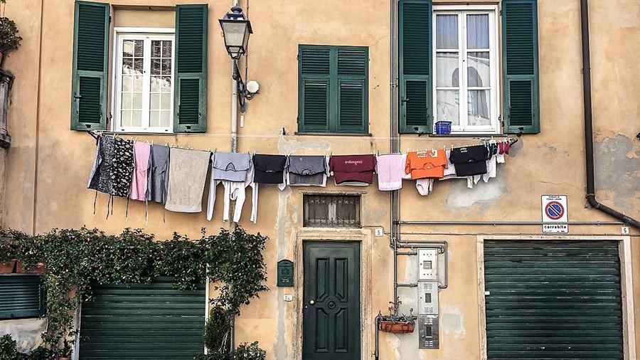 les plus beaux villages de Ligurie : Noli et Finalborgo