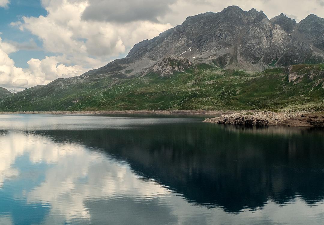 les lacs alpins du Piémont