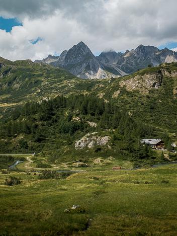 paysage du Val Formazza
